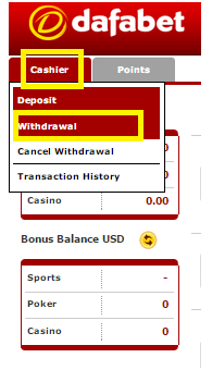 how-to-withdraw-money-from-dafa888