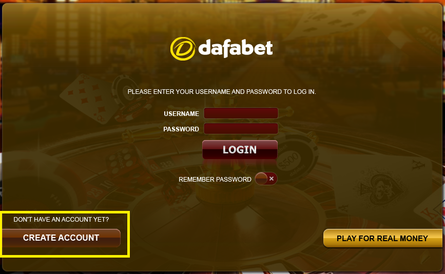how-to-signup-at-dafa888